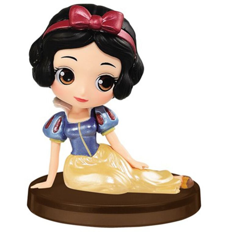 Figurine Q Posket - Disney - Petit-girls Festival Blanche-Neige
