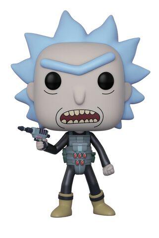 Figurine Funko Pop! N°339 - Rick et Morty - Rick Fugitif