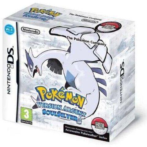 Pokemon Version Argent Soulsilver + Pokewalker