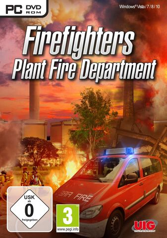 Firefighters 2017 Plant Fire Department