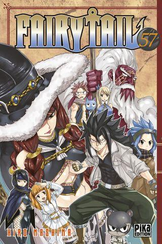 Manga - Fairy Tail - Tome 57
