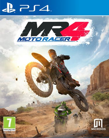 Moto Racer 4 / compatible PS VR