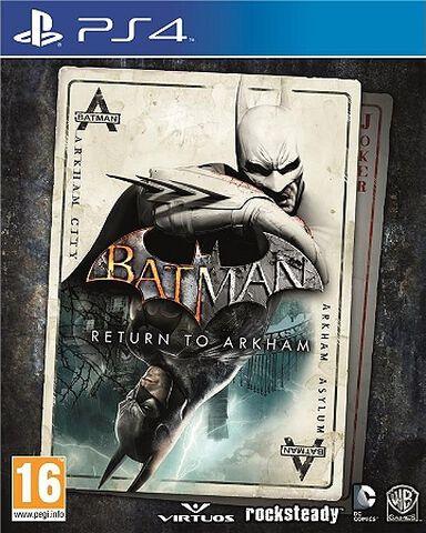 Batman : Return To Arkham