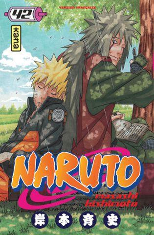 Manga - Naruto - Tome 42