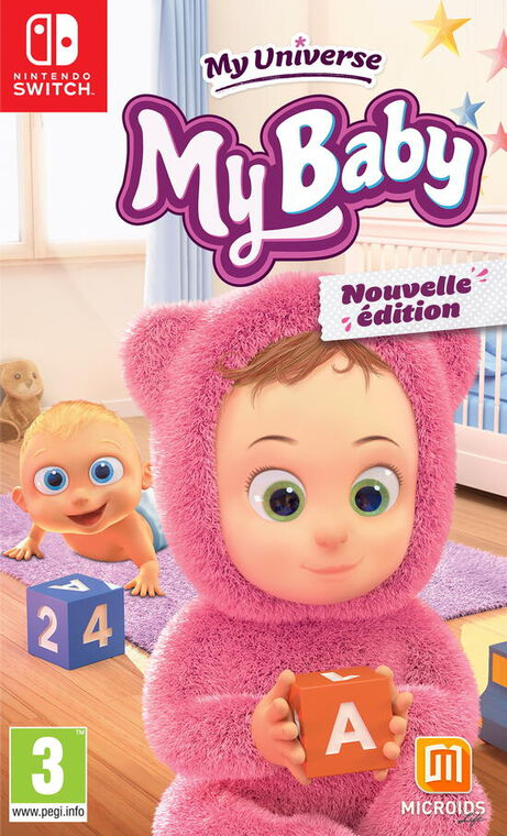 My Universe My Baby Nouvelle Edition