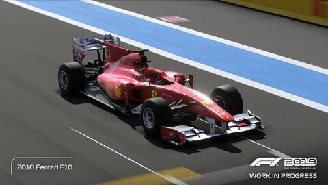 F1 2019 Edition Anniversary