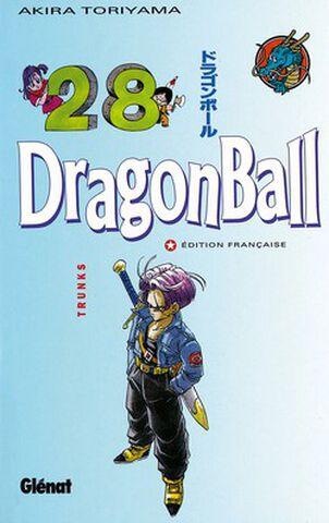 Manga - Dragon Ball - Tome 28 Trunks