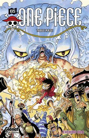 Manga - One Piece - Edition Originale Tome 65
