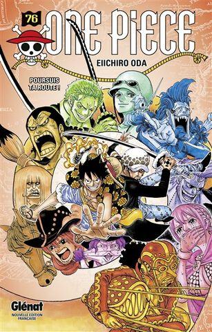 Manga - One Piece - Edition Originale Tome 76