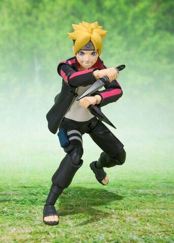 Figurine Sh Figuarts - Naruto - Boruto Uzumaki
