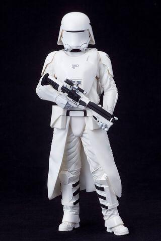 Statuettes - Star Wars Episode VII - Twin Pack Snowtrooper & Flametrooper