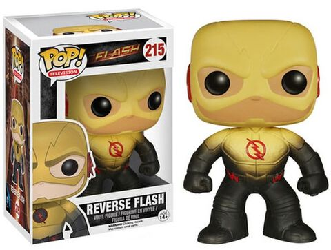 Figurine Funko Pop! N°215 - Flash - Reverse Flash