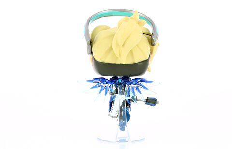 Figurine Funko Pop! N°304 - Overwatch - Série 3 Ange (cobalt) - Exclusivité Micromania-Zing