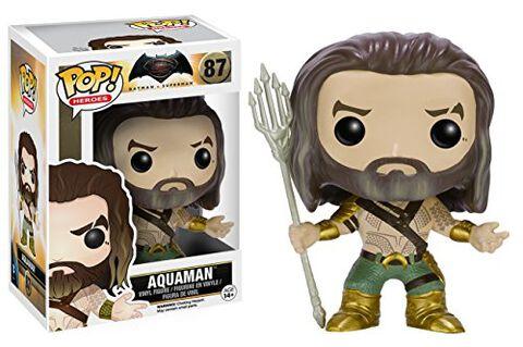 Figurine Toy Pop 87 - Batman Vs Superman - Aquaman
