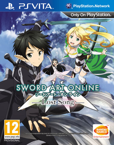 Sword Art Online Lost Song