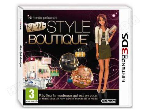 Nintendo Présente La Nouvelle Maison du Style