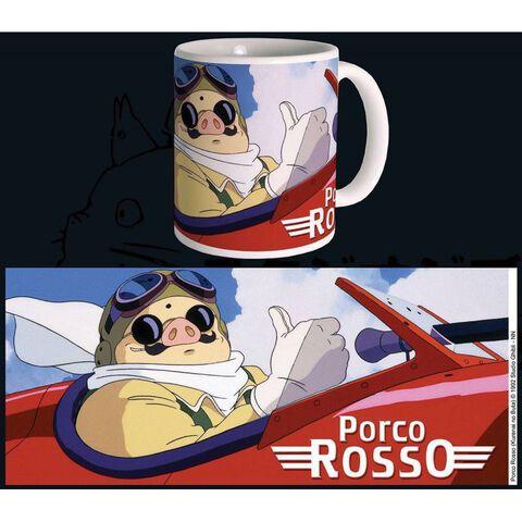 Mug officiel - Ghibli - Porco Rosso