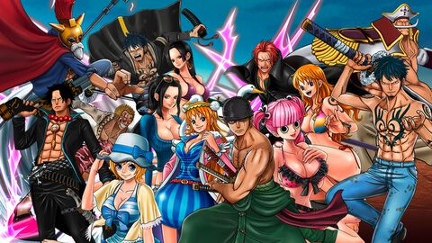 DLC - One Piece Burning Blood - Wanted Pack - Xbox One