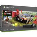 Pack Xbox One X 1to Noire+forza Horizon 4 (téléchargement) + Dlc Lego