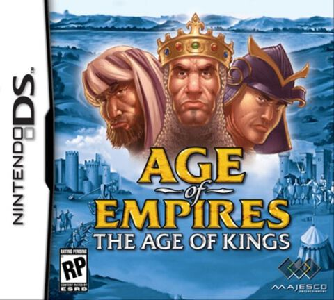 Age Of Empires 2, Age Of Kings