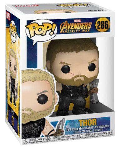 Figurine Funko Pop! N°286 - Avengers Infinity War - Thor
