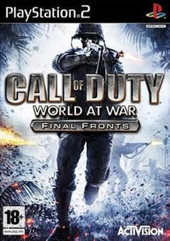 Call Of Duty, World At War Final Fronts