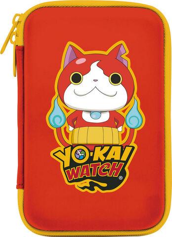 Sacoche rigide Yo-kaï Watch Jibanyan 3DS/3DS XL