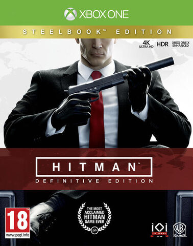 Hitman Definitive Edition Dayone