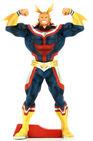 Figurine Grandista - My Hero Academia - All Might