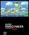 Super Mario Maker For Nintendo 3ds Selects