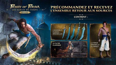 Prince Of Persia Les Sables Du Temps Remake