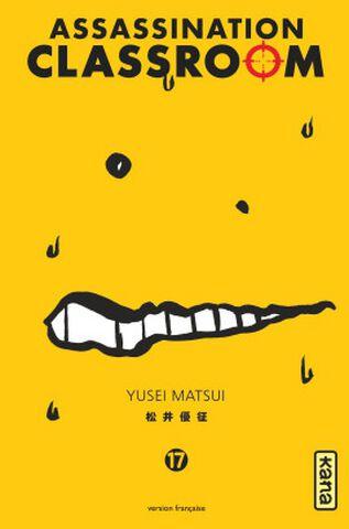 Manga - Assassination Classroom - Tome 17