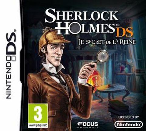 Sherlock Holmes, Le Secret De La Reine