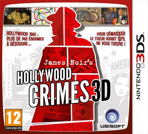 * James Noir's Hollywood Crimes