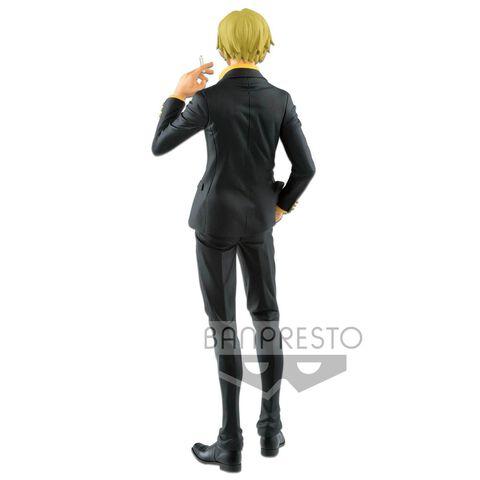 Figurine Grandista - One Piece - The Grandline Men Sanji