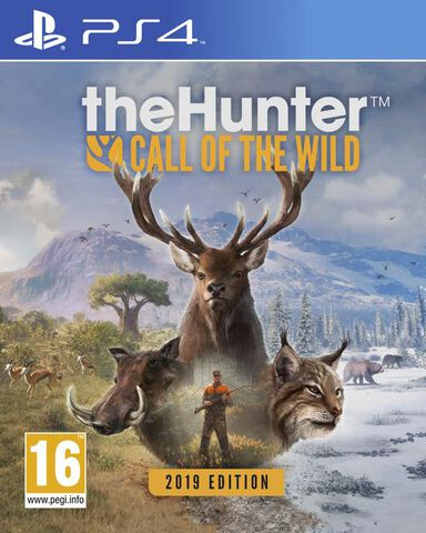 The Hunter Call Of The Wild 2019 Goty