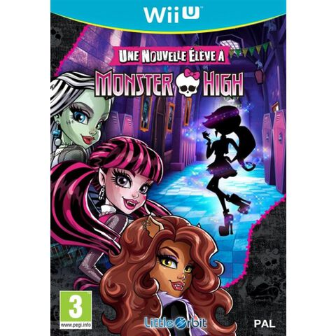 Une Nouvelle Eleve à Monster High