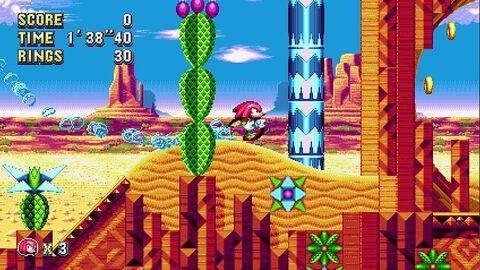 Sonic Mania - Jeu complet - Version digitale