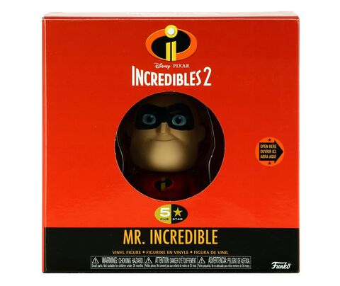 Figurine 5 Star - Les Indestructibles 2 - M. Incredible