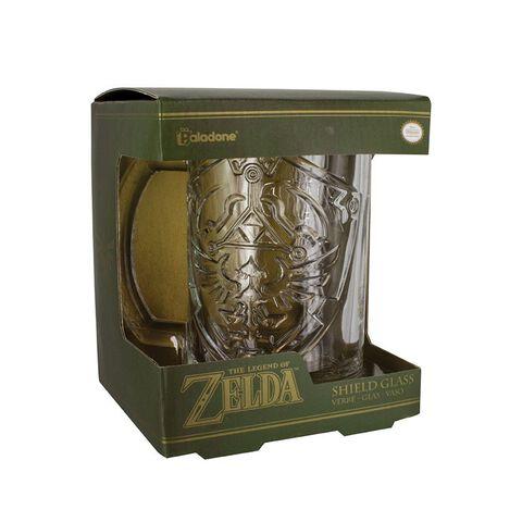 Chope - Zelda - Bouclier de Zelda