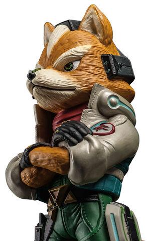 Statuette - Fox McCloud