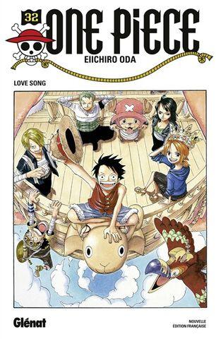 Manga - One Piece - Edition Originale Tome 32