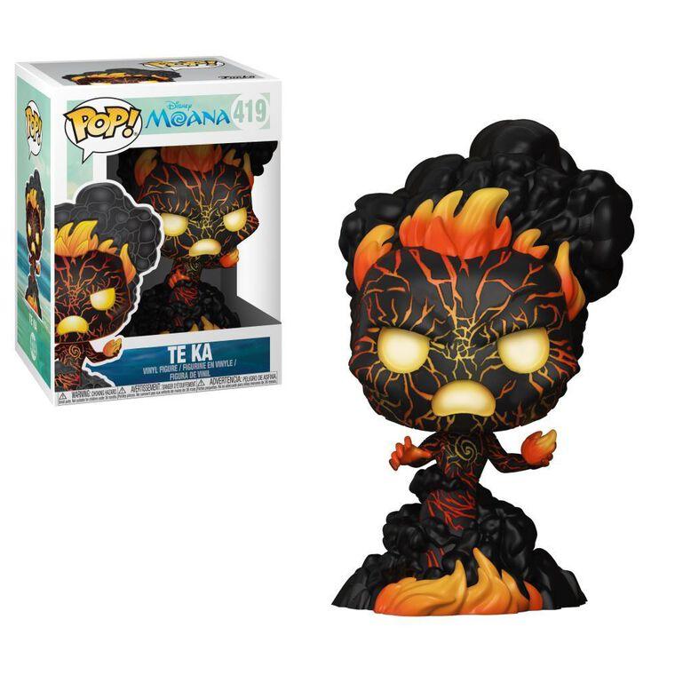 Figurine Funko Pop! N°419 - Vaiana - Te Ka