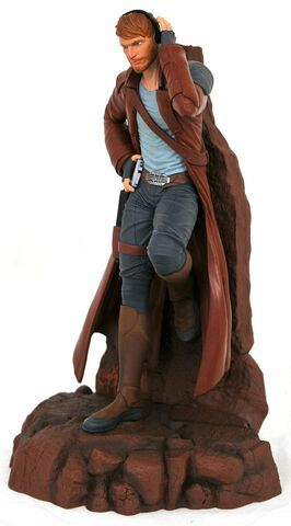 Statuette - Marvel Comic - Star-lord Exclusive
