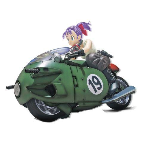 Figurine Figure-rise - Dragon Ball - Mechanics Bulma's Variable N°19 Motorcycle