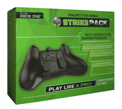 Strike Pack FPS - Pour manette Xbox One
