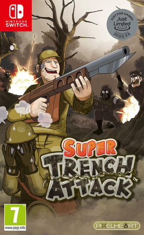 Super Trench Attack Just Limited