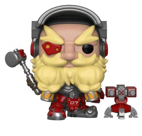 Figurine Funko Pop! N°350 - Overwatch - S4 Torbjörn