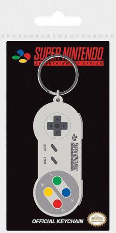 Porte-clés - Nintendo - Manette Super NES (SNES)