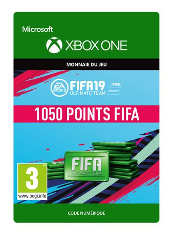 FIFA 19 - DLC - FIFA Ultimate Team - 1050 Pts - Version digitale